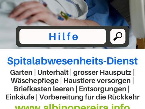 Spitalabwesenheitsdienst