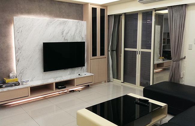 中和公寓翻新