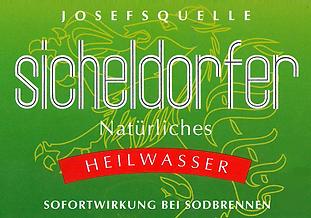Sicheldorfer Heilwasser Sodbrennen gruener.cc