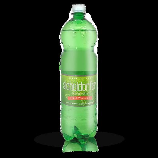 Sicheldorfer Heilwasser Sodbrennen gruener.cc Mineralwasser