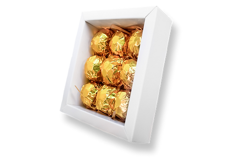 Caramel Diamond - Box of 9
