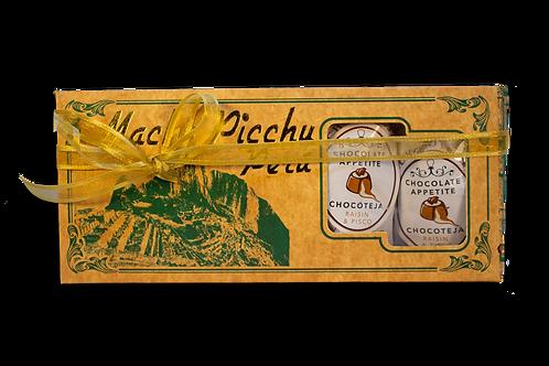 RAISIN & PISCO MACHUPICCHU