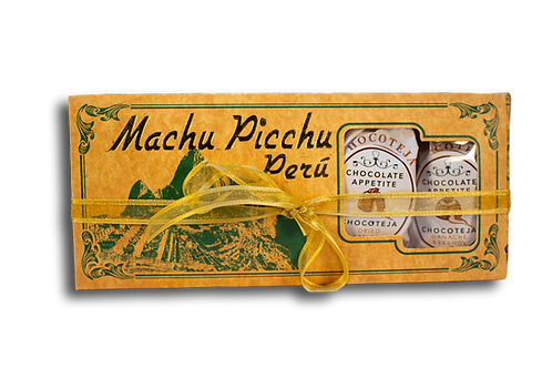 MACHUPICCHU 5 ASSORTED FLAVORS