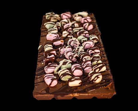 MARSHMALLOW DARK CHOCOLATE BAR
