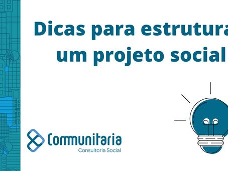 Como planejar um projeto social?