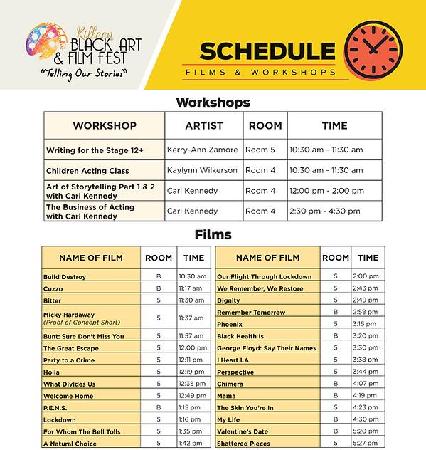 KilleenBlackArtFilmFest-Schedule2021.png
