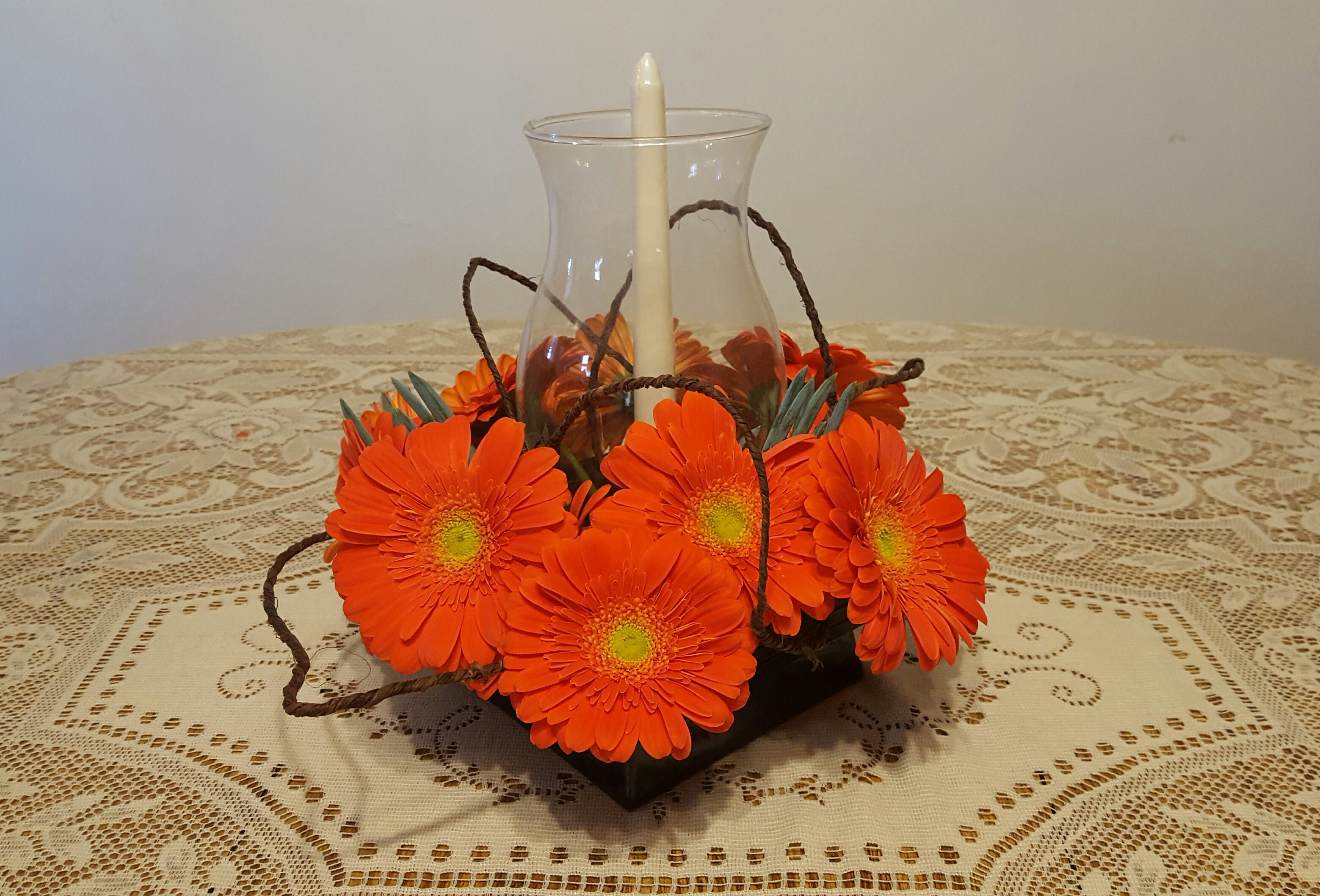 Medium Fall Centerpiece