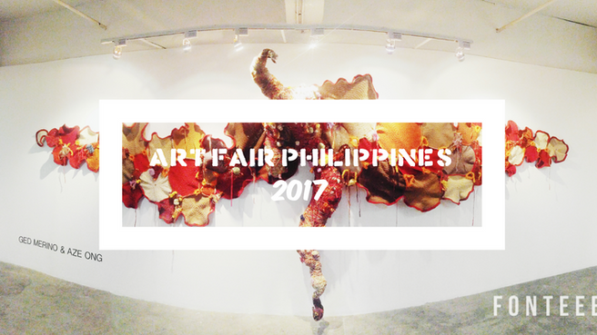ART FAIR PHILLIPINES 2017