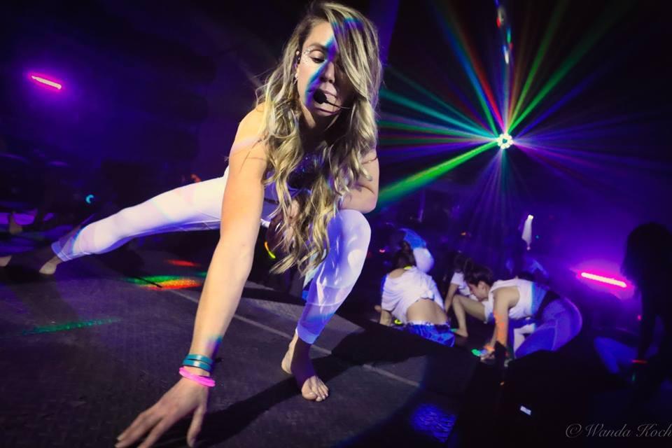 SOLSTICE Yoga with Jaimis Huff x SweatNet Charlotte | Photo by Wanda Koch Photography