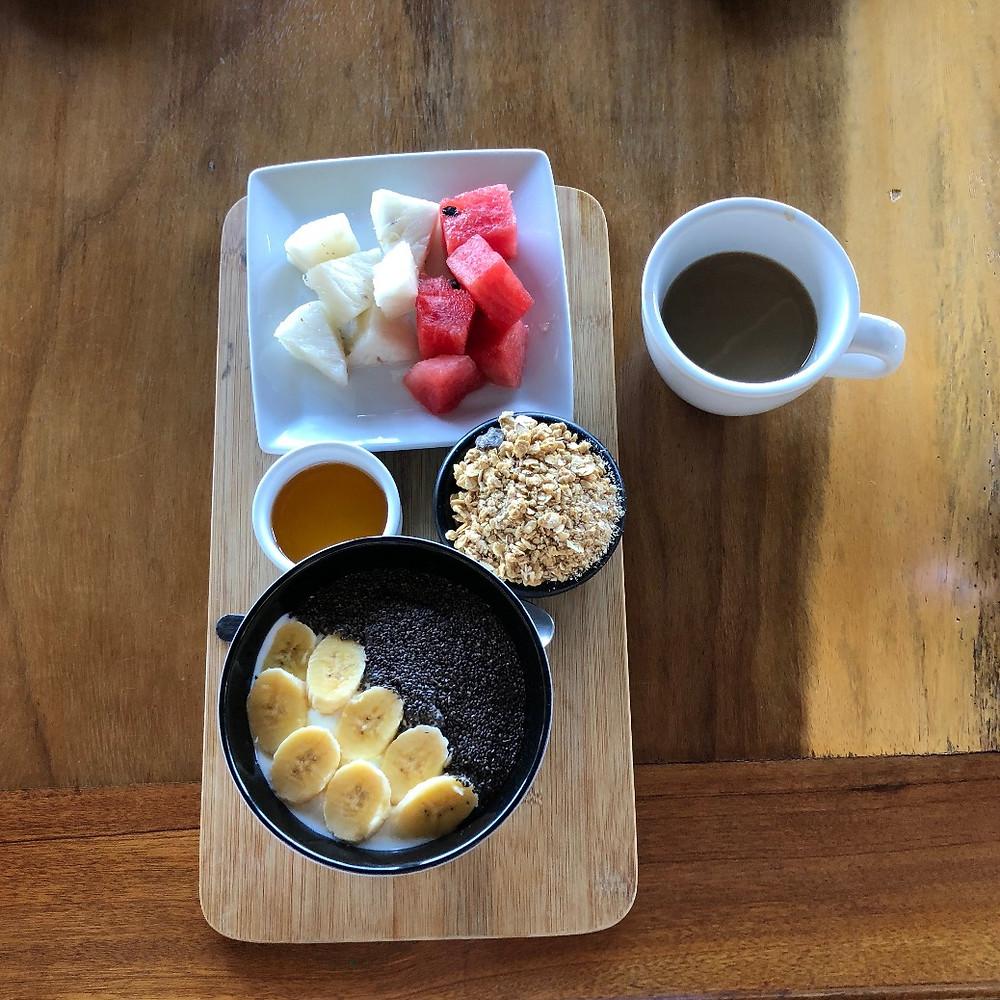 Breakfast at Hulakai