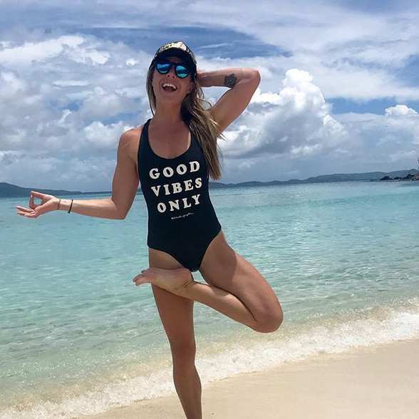 Why I Dropped Everything & Moved to The Virgin Islands When I Was 22