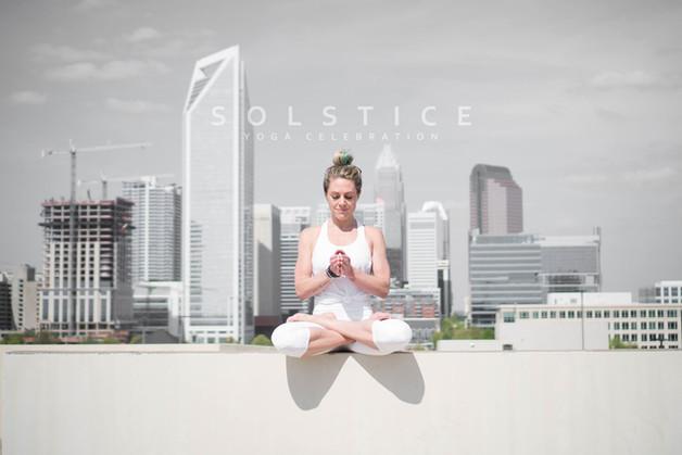 Summer Solstice Yoga Celebration + TIME'S UP Fundraiser