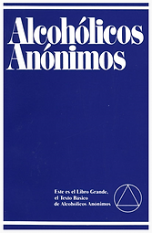 Libro Azul Alcoholicos Anonimos