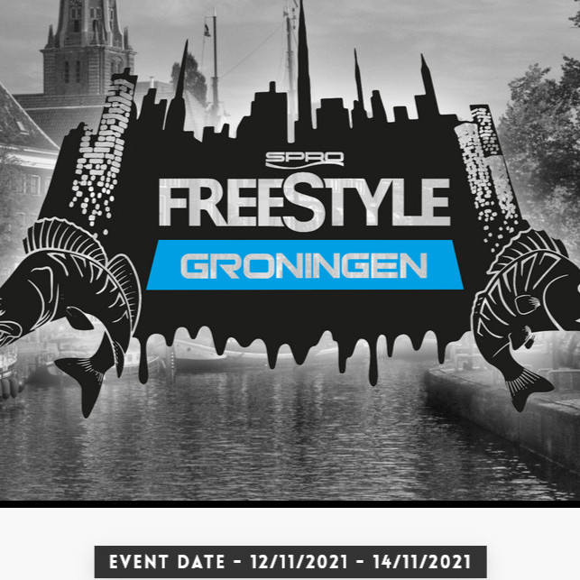 Spro FREESTYLE Gronningen 12.11. -14.11.2021