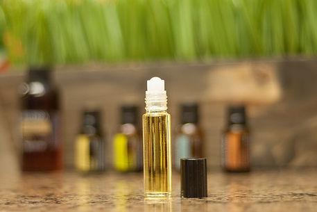 Parfum émotionnelle à base d'huiles essentielles Genève