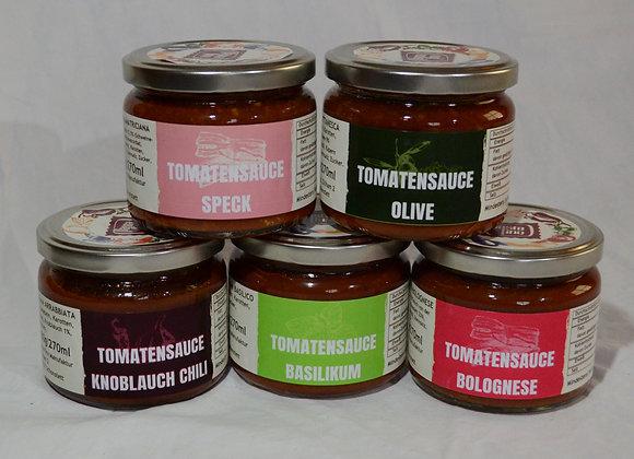 Tomatensaucen (280g)