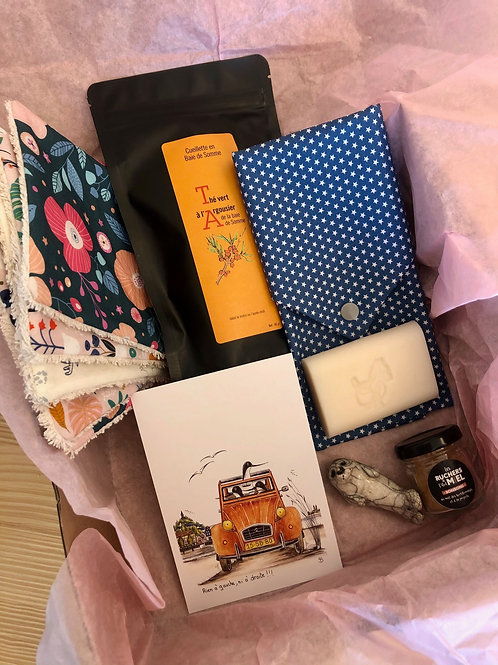 La Box Cadeau - Pour chouchouter les Mamans