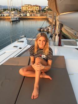 "Saba 50 Catamaran ""Lady Roslyn"""