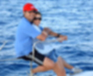 "Saba 50 Catamaran Fountaine Pajot ""Lady Roslyn"""