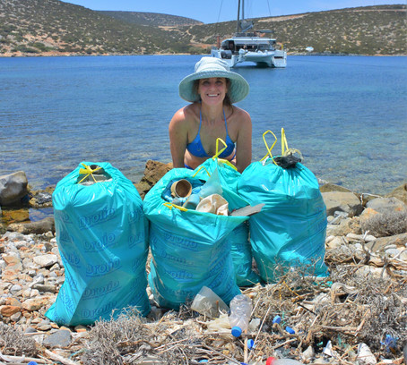 YACHTING MONTHLY MAGAZINE - Sailors urged to support Trash Tuesday to help fight against plastic pol