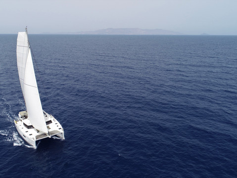 Sublime sailing from Serifos to Sifnos