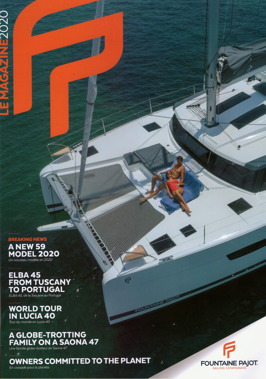 Lady Roslyn featured in LE MAGAZINE FP 2020