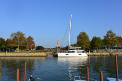 Venice Lagoon sailing