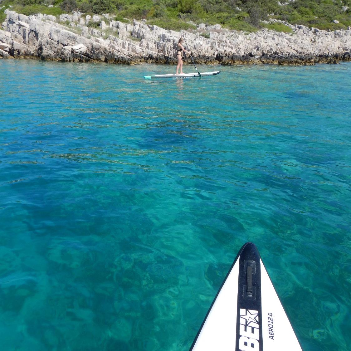 Croatia SUP