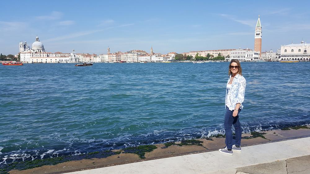 "Saba 50 Catamaran ""Lady Roslyn"". Exploring Venice, Italy"