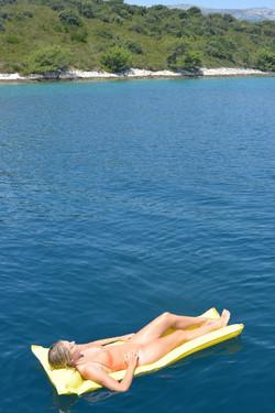 Croatia Scedero floating