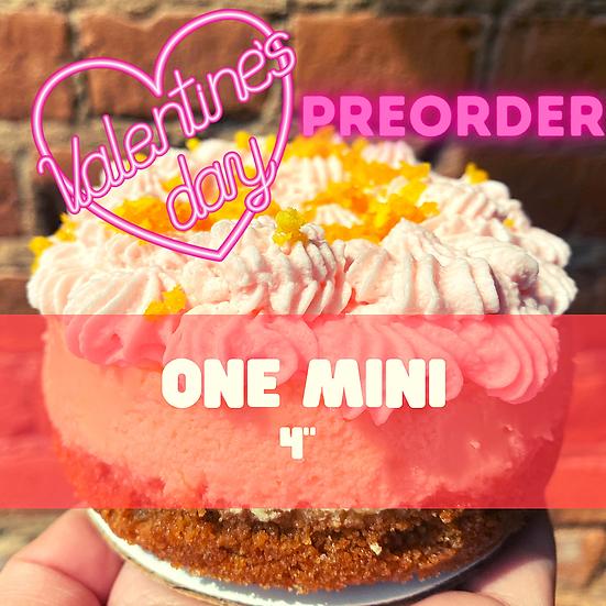 "One 4"" Valentine's Day Pre-Order"
