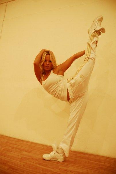 Timea Papp dancer, choreographer