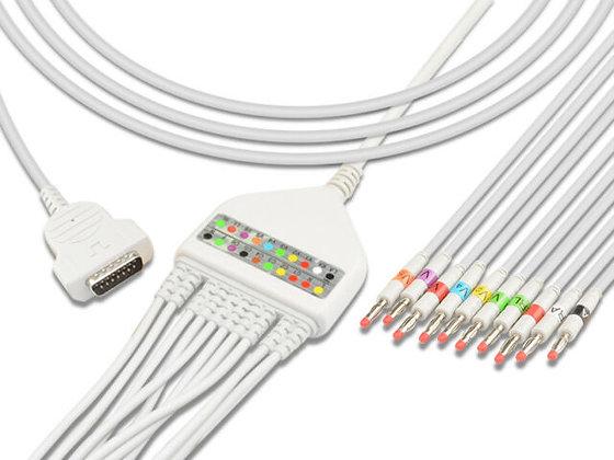 PJH 4509 MAC1200 PATIENT CABLE