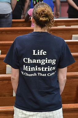 Life Changing Ministries people