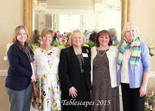 2015 Tablescapes Committee