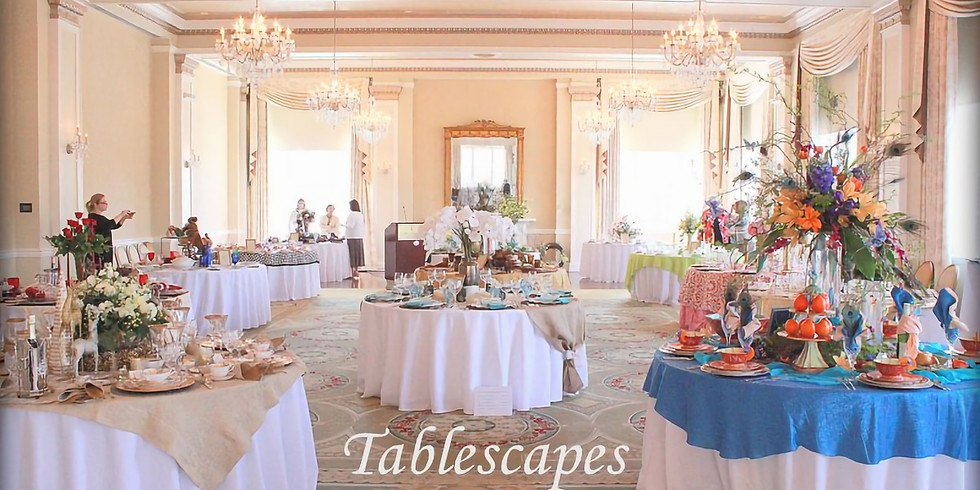 Tablescapes 2022