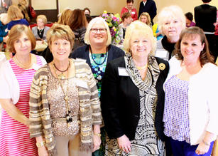 2016 Tablescapes Committee