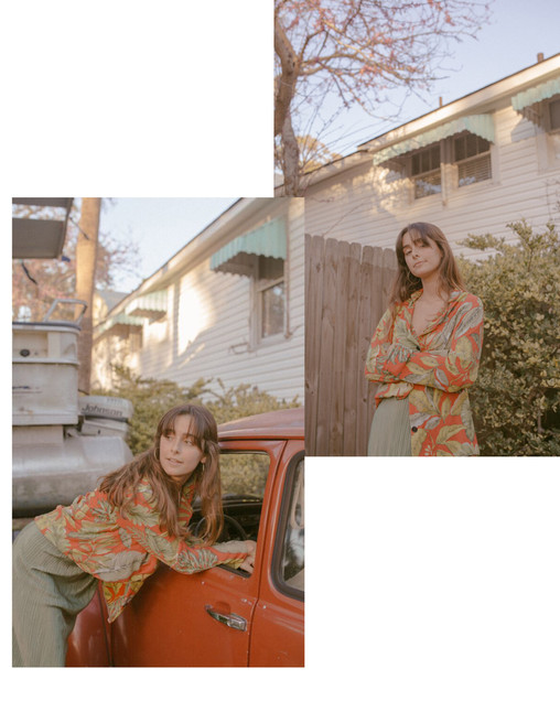 Modeled by Michelle Peck Shot by Emma Craft