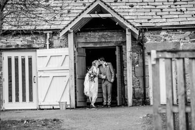 romantic wedding photography at Askham Hall