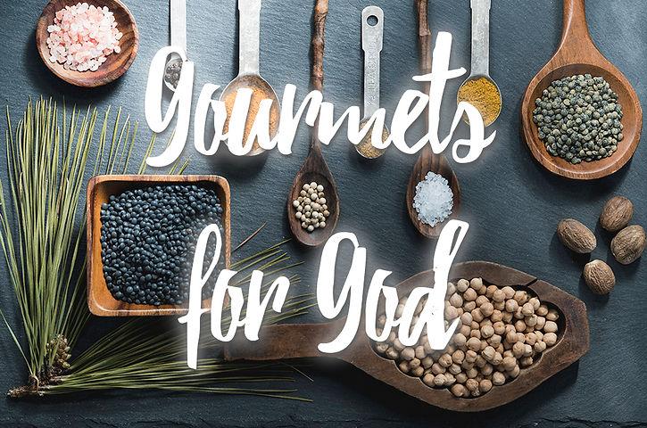 Ahava Center for Spiritual Living Gourmets for God