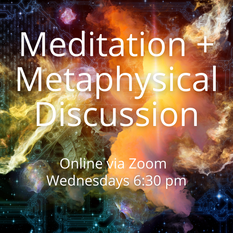 Meditation + Metaphysics