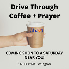 Drive Through Coffee and Prayer