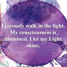 I Let My Light Shine at Ahava