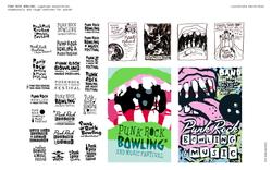 prb portfolio spread with logotypes and
