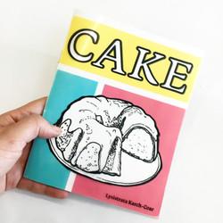 CAKE, zine