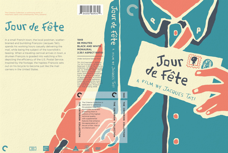 Lysistrata Karch-Coar ID - Criterion Jour De Fete