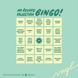 record collection bingo web