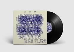 Battles Album Art