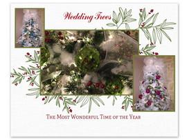Decorated Wedding Trees