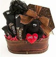 Valentines Gift Baskets for men